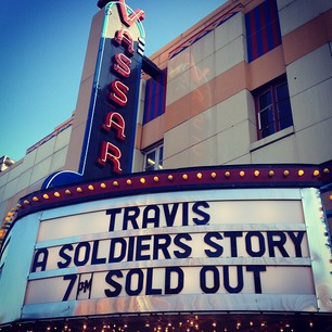 Travis: A Soldier's Story movie