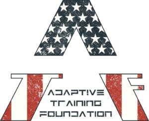 ATF America logo with border
